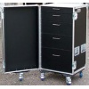Flightcase Transportboxen.at 120/5B-T