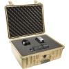 Fotokoffer Peli 1550 Sand