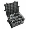 Fotokoffer Peli 1620 mit Unterteiler