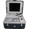 PE-HD Behälter mit technischem Equipment