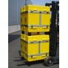 PE-HD Behälter stapelbar für Luftfracht