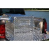 Pickupbox Transportboxen.at PU 534K mit Klappgriffen auf PickUp