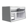 Pritschenbox Transportboxen.at PB 1343 mit Schubladencontainer