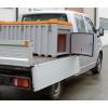 Transportkiste Cemo WB 750S mit Seitentür auf Pritsche