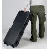 Waffenkoffer Explorer Guncase mit Trolleyfunktion