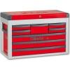 Werkzeugkasten Beta C23SC Rot