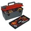 Werkzeugkasten Plano 652 mit herausnehmbarer Ablageschale