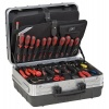 Werkzeugkoffer GT-Line Atomik Twin PTS mit Werkzeugtafeln