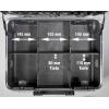 Werkzeugkoffer GT-Line Atomik WH Trennstege