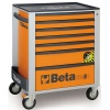 Werkzeugwagen Beta C24SA O/7 Orange