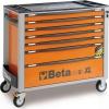 Werkzeugwagen Beta C24SA-XL/7 Orange