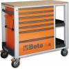Werkzeugwagen Beta C24SL Orange