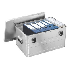 Alukisten Alutec Bürobox 72