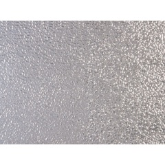 Alukoffer Oberfläche Aluminiumblech Stucco natur