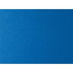 Alukoffer Oberfläche Laminat Mandarin blau