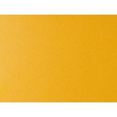 Alukoffer Oberfläche Laminat Mandarin gelb