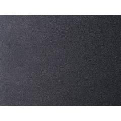 Alukoffer Platte Polystyrol schwarz