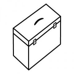 Alukoffer Sonderanfertigungen Bauform Box