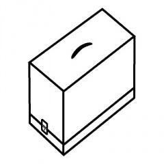 Alukoffer Sonderanfertigungen Bauform Haube