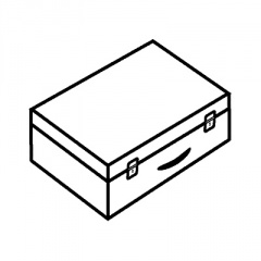 Alukoffer Sonderanfertigungen Bauform Koffer