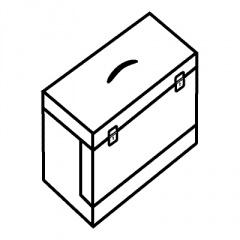 Alukoffer Sonderanfertigungen Bauform Uniport