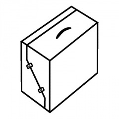 Alukoffer Sonderanfertigungen Bauform X-Case