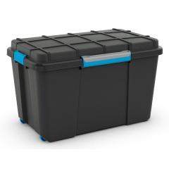Aufbewahrungsbox Scuba Box L blau