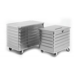 Datenentsorgungsbehälter Gmöhling D 3009/656 E2HS