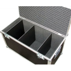 Flightcase Transportboxen.at Trennwandset T2