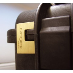 Fotokoffer Explorer Vorhängeschloss
