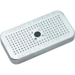 Laptopkoffer Silicagel