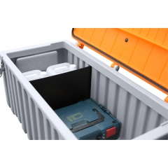Pickupbox Cemo Trennwand 400