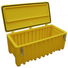 Pritschenbox Cemo PB 250 gelb