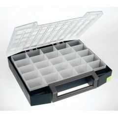 Sortimentskasten Raaco Boxxser 80 5x10-25