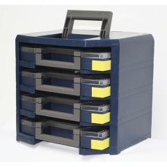 Sortimentskasten Raaco HandyBoxxser 5x5