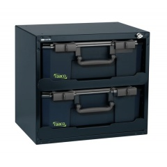 Sortimentskasten Raaco SafeBox 150x2