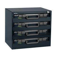 Sortimentskasten Raaco SafeBox 55x4