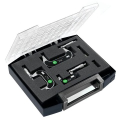 Sortimentskasten Raaco Schaumstoff Boxxser 55 5x10