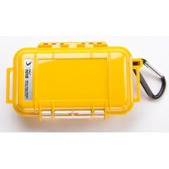 Transportkoffer Peli 1015 gelb