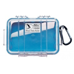 Transportkoffer Peli 1020 transparent