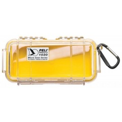 Transportkoffer Peli 1030 transparent