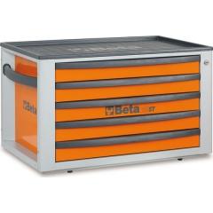 Werkzeugkasten Beta C23ST Orange