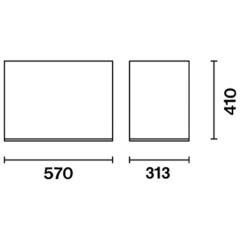 Werkzeugkasten Beta C38T Skizze 2