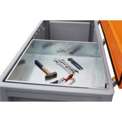Werkzeugkiste Cemo Einlegeschale 750 Metall