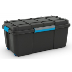 Werkzeugkiste Scuba Box L blau