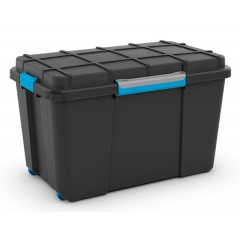 Werkzeugkiste Scuba Box XL blau