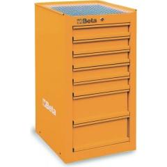 Werkzeugkasten Beta C38L Orange