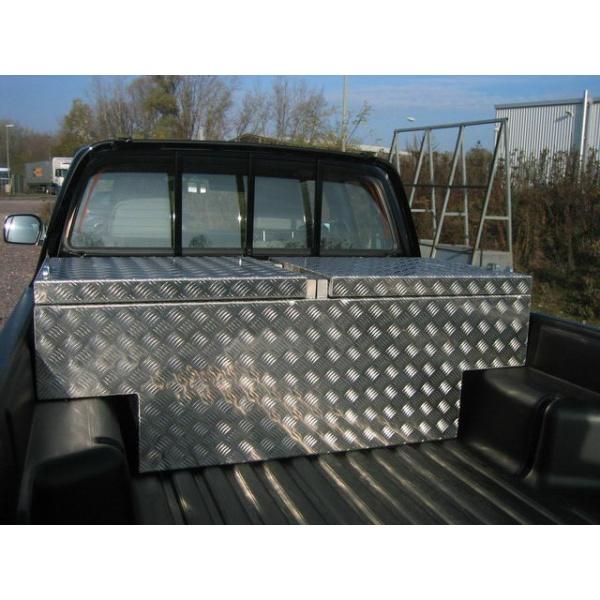 sonderanfertigungen alubox f r pickup. Black Bedroom Furniture Sets. Home Design Ideas